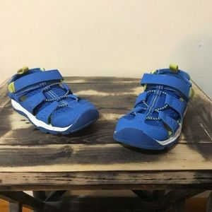 Toddler boy sneaker sandals